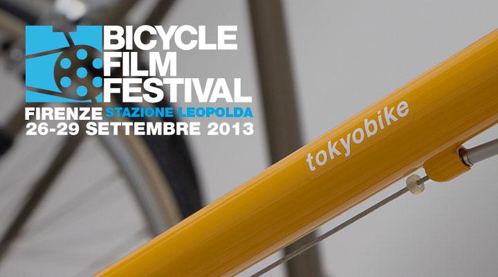 tokyobike al Bycicle Film Festival di Firenze