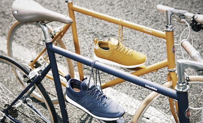 New Balance for tokyobike