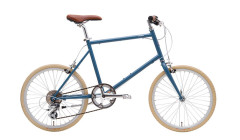 Minivelo Bluegray